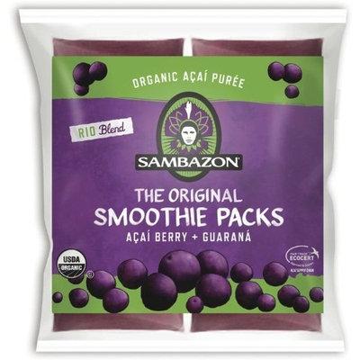 Sambazon Smoothie Packs - Original Blend