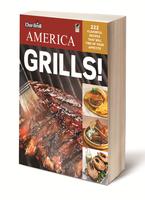 Char-broil Char-Broil America Grills Cookbook Black
