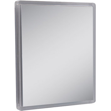 Z'Fogless Shower Mirror with Suction Cups
