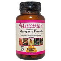 Country Life - Maxine's Menopause Formula, 60 tablets, Pack of 2