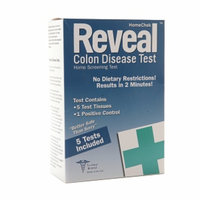 HomeChek Reveal Colon Disease Home Screening Test
