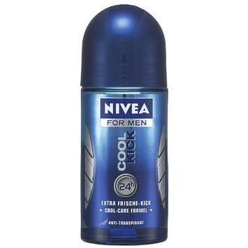 Nivea for Men Cool Kick Anti-perspirant Deodorant Roll-on, 50 Ml.