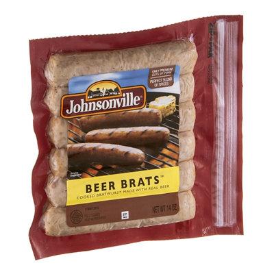 Johnsonville Beer Brats - 6 CT