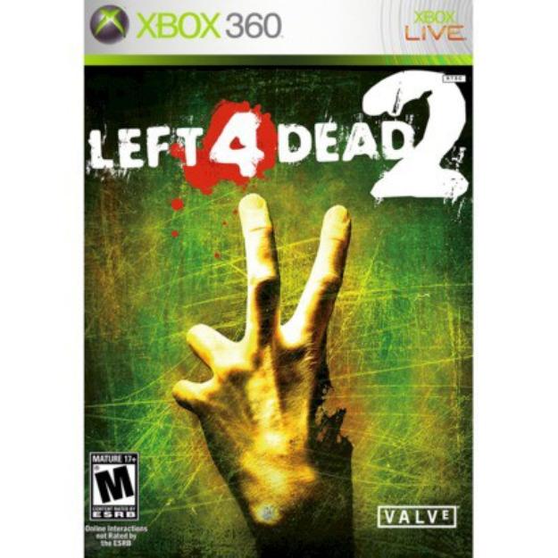 Valve Left 4 Dead 2 (Xbox 360)
