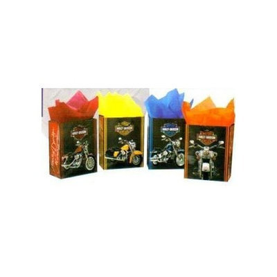 Harley Davidson Motor Cycles Bag Gift Bags Set of 4