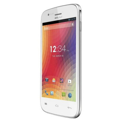 Blu BLU Advance 4.0 A270a Unlocked GSM Dual-SIM Android Cell Phone - White