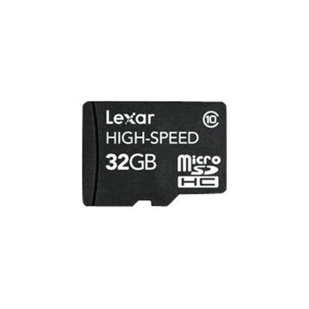 Micron Technology Lsdmi32gasbna Microsd/sdhc Mobile with out Adapter Secure Blister