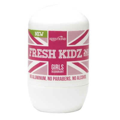 Keep it Kind Fresh Kidz Girls Deodorant, 1.86 fl oz