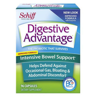 Schiff Digestive Advantage Intensive Bowel Support