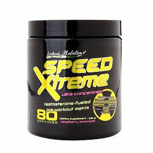 Lecheek Nutrition Speed Xtreme Testosterone Fueled Pre-Workout