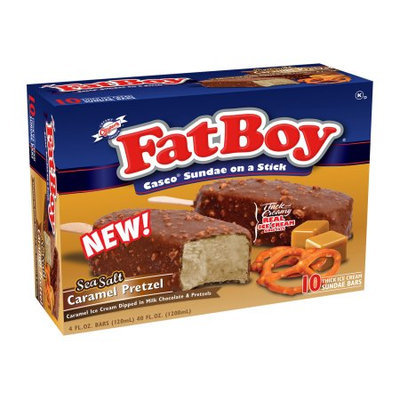 Fat Boy Fatboy Caramel Pretzel Sundae 10pk