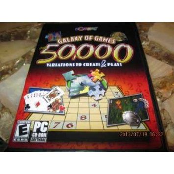 eGames 022787741594 Galaxy of Games Over 50000 - PC