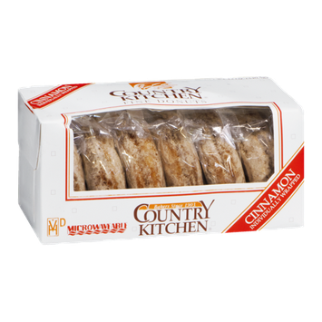 Country Kitchen Fine Donuts Cinnamon