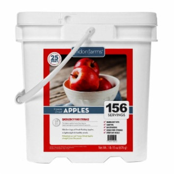 Lindon Farms Freeze Dried Apples, 156 Servings, 1 ea