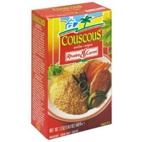 Rivoire Carret Couscous, 17-Ounce (Pack of 6)