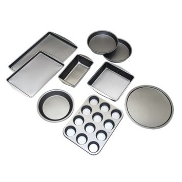 BakerEze Nonstick 9-pc. Baker's Basics Set