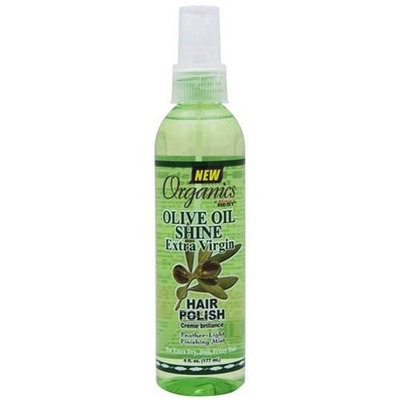 Africa's Best Africas Best Org Olive Oil X- Virgin Hair Polish 6oz Mist