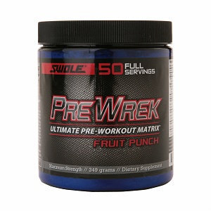 Swole PreWreck Ultimate Pre-Workout Matrix