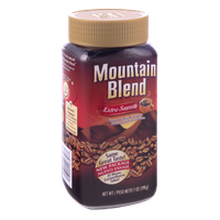 Nestlé Mountain Blend Extra Smooth Instant Coffee