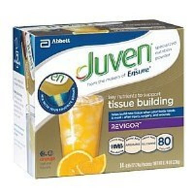 Juven Therapeutic Nutrition Drink Mix - Orange, (30 Packets)