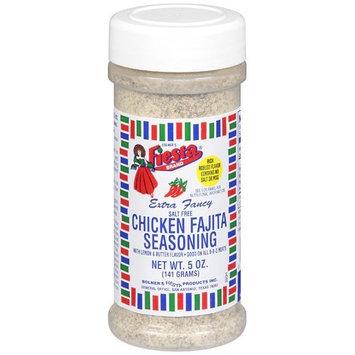 Bolner's Fiesta Brand Fiesta Brand Chicken Fajita Seasoning (Salt-Free), 5 oz jar