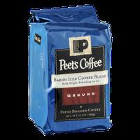 Peet's Coffee Ground Baridi Iced Coffee Blend