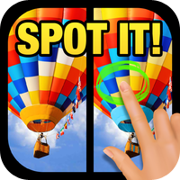 Candywriter, LLC What's the Difference? ~ spot the differences & hidden objects in this photo puzzle hunt!