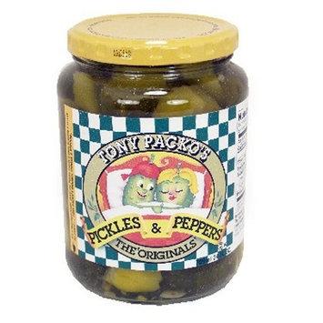 Tony Packo's Tony Packo Pickles & Peppers Original - 24 oz (4 pack)