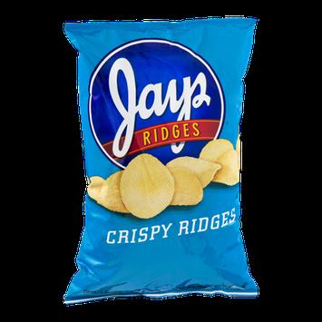 Jays Crispy Ridges Potato Chips