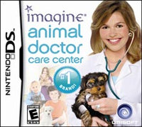 UbiSoft Imagine Animal Doctor Care Center