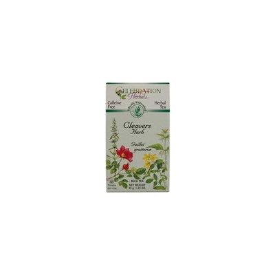 Celebration Herbals Loosepack Herbal Cleavers Wildcrafted Tea -- 24 g