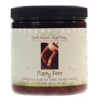 Earth Mama Angel Baby Organic Happy Feet - 5 oz (140g) - Salts