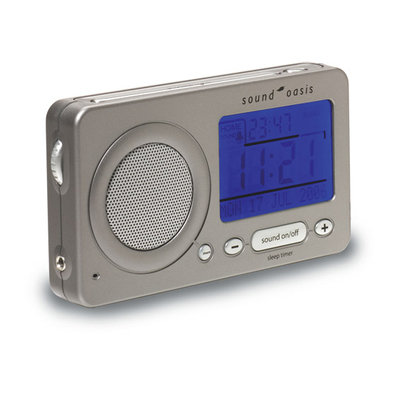 Sound Oasis Travel Sound Therapy System S-850