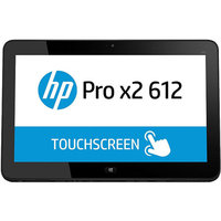 HP Pro x2 612 G1 2-In-One Notebook PC - Intel Core i3 4012Y 1.5GHz Dual-Core, 4GB DDR3L, 128GB SSD, 12.5