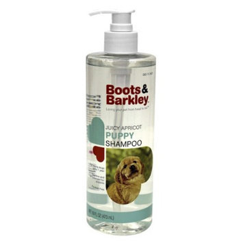 Boots & Barkley Juicy Apricot Puppy Shampoo 16 oz