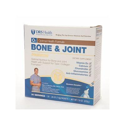 DRS Health O3 Bone & Joint Premium