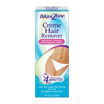 Bikini Zone Ultra-Smooth Bikini Creme Hair Remover