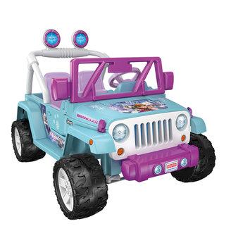 Rgc Redmond Power Wheels - Frozen - 12V Frozen Jeep