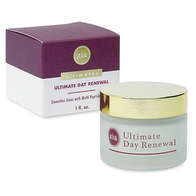 Zia Natural Skincare Ultimate Day Renewal - 1 fl oz