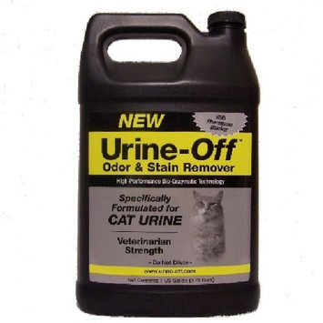 Bio Pro Urine Off Stain & Odor Remover for Cats and Kittens 1-gallon jug