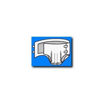 Humanicare Dignity Superabsorbent Disposable Adult Briefs - MEDIUM