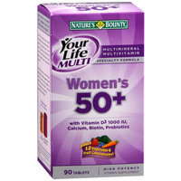Nature's Bounty Your Life Multi Adult Gummies Multivitamin