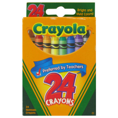 Crayola Crayons, 24 pack