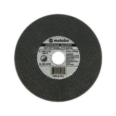 Metabo ORIGINAL SLICER Cutting Wheels - 4 1/2inx1/16inx7/8in a60tz t27 cutting wheels (Set of 10)