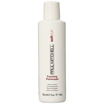 Paul Mitchell Foaming Pomade, 5.1 Ounce