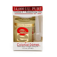 Colonial Dames Vitamin E + Beautifying Oils