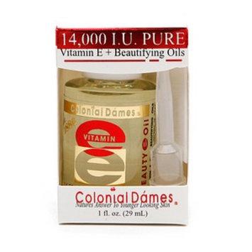 Colonial Dames Vitamin E + Beautifying Oils