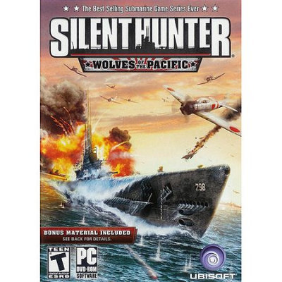 Inetvideo Silent Hunter: Wolves of the Pacific Gold Edition