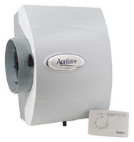 APRILAIRE 400M Whole Home Humidifier,24V,10-5/16 in. D