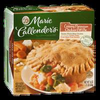 Marie Callender's Pot Pie Creamy Parmesan Chicken